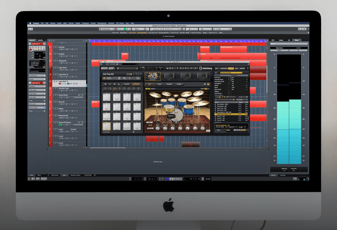 Plugin Groove Agent 5 en Mac
