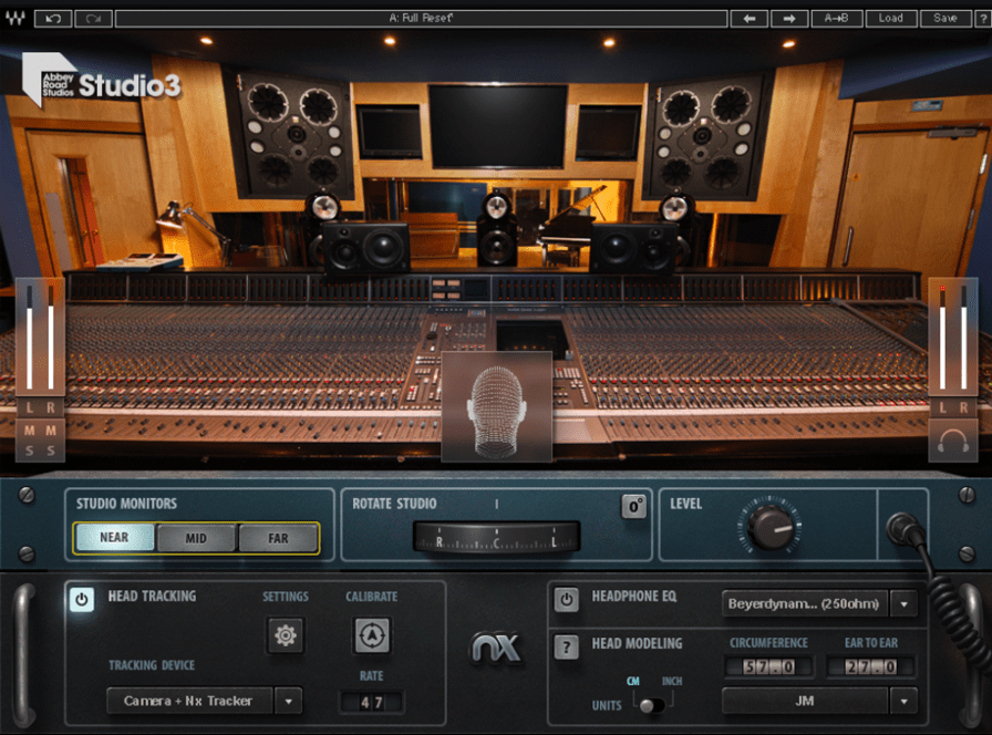 Plugin VST Waves Abbey Road Studio 3