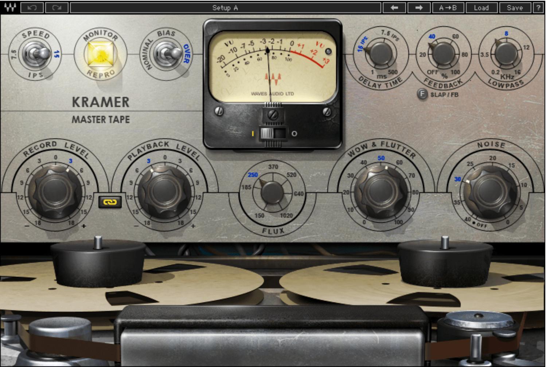 Plugin VST Kramer Master Tape